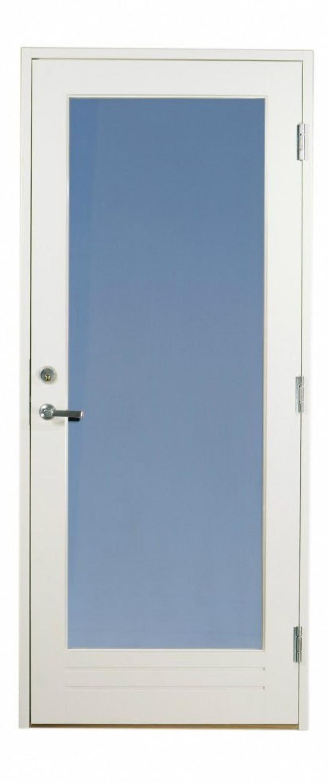 Fireproof and soundproof wooden doors